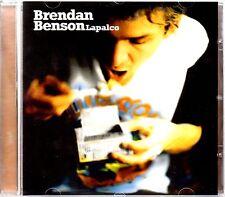 BRENDAN BENSON - LAPALCO - CD ALBUM - MINT