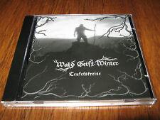 """WALD GEIST WINTER """"Teufelskreise"""" CD nargaroth falkenbach"""