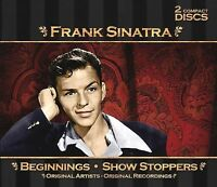 Frank Sinatra : Beginnings & Show Stoppers CD (2003)