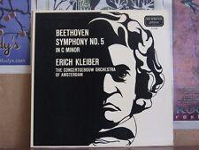BEETHOVEN SYMPHONY NO. 5, KLEIBER - LP B 19105