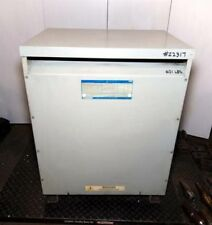 General Electric Isolation Transformer 93 KVA (Inv.22317)