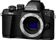 Olympus OM-D E-M10 Mark II  Gehäuse / Body schwarz B-Ware unter 500 Auslösungen