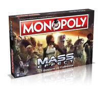 Monopoly : Mass Effect N7 Edizione da collezione Board Game Monopoli ITALIANO