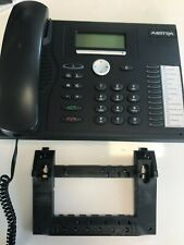 ✅☎ Aastra Mitel 5370 Office 70 Digital telephone with handset and stand