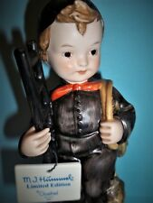 "Hummel""Chimney Sweep""70th Anniversary #12~ TMK1 & 8 LTD. ED.0211/1935~MINT~RARE"