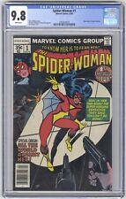 Spider-Woman #1 CGC 9.8 HIGH GRADE Marvel Comic KEY New Origin Jessica Drew