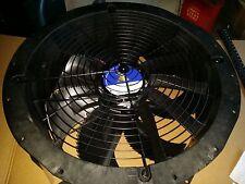 New ZIEHL ABEGG ECblue 630mm Fan FE2owlet ZAplus  ZN063-ZIL.DG.V7P2 3~380-480Vac