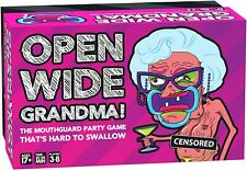 More details for open wide grandma! - the (nsfw) mouthguard party game
