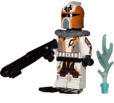 *NEW* LEGO Custom Printed - CLONE WARS COMMANDER MONNK - Star Trooper Minifigure