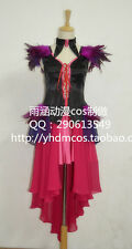 free shipping Guilty Crown Ouma Mana Cosplay Costume