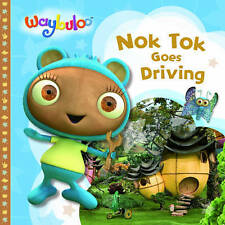Nok Tok Goes Driving (Waybuloo Story Books), VARIOUS, New Book