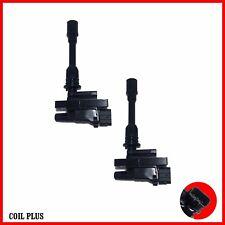 2x Ignition Coil for Mazda MX-5 II 323 Astina Premacy Ford Laser 2001-2005
