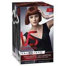 Vidal Sassoon Salonist 5/5 Medium Reddish Brown, Permanent Hair Colour