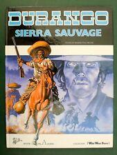 SWOLFS Durango 5 EO Sierra sauvage + envoi autographe signé