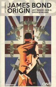 Ian Fleming's James Bond Origin #1 2 or 3 cover A to F NM/MT - Jeff Parker Bob Q
