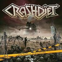 The Savage Playground Crashdïet  CRASHDIET CD ( FREE SHIPPING)