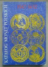 Katalog monet polskich 1587-1632 (Zygmunt III Waza) - Czesław Kamiński UNIKAT!