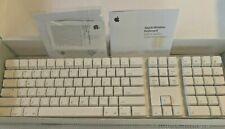 Apple A1016 M9270LL/A Wireless Keyboard