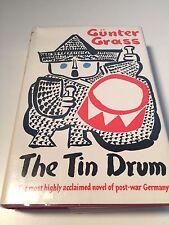 THE TIN DRUM Gunter Grass HC/DJ 1st Edition Sharp High Grade