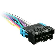 Radio Wiring Wire Harness for Aftermarket Radio Stereo Installation 70-1858