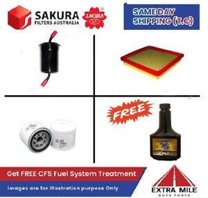 SAKURA Filter Kit For FORD LASER KL BPD(N) cyl4 1.8L Petrol 1996-1997