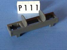 P80.2 playmobil piéce vehicule paire clips ridelle