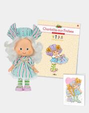 Angélique Party Pleaser Poupée Charlotte aux Fraises 14 cm Neuf en boite  doll