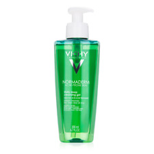Vichy Normaderm Daily Deep Cleansing Gel Acne Face Salicylic Acid 200 ml 6.7 oz