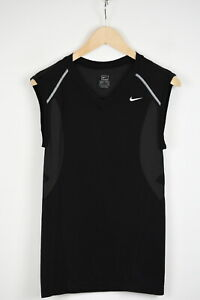 NIKE PRO TEAM Men's XX LARGE Seamless Sleeveless Sports Tank Top T-Shirt 40477_E