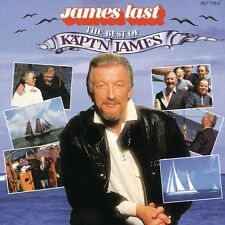 "JAMES LAST ""THE BEST OF KÄPT´N JAMES"" CD NEUWARE!!!!!!!"