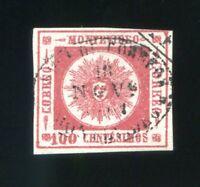URUGUAY Sc 15 a used VF