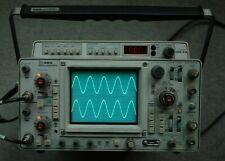 Tektronix 465 100mhz Oscilloscope Calibrated Sn B325995 With 2 Probes