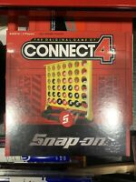 Snap On Limited Edition Collectible Connect 4 Game ! Snapon