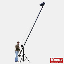 Hague 11ft Camera Crane Professional Jib Kit w/ Tripod Stand & Tilt System (K9)