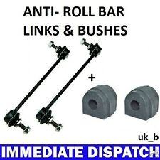 BMW 330i & 330d E46 Front ARB Anti Roll Bar Sway bar 2 x Bushes & 2 x Links