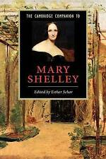 The Cambridge Companion to Mary Shelley (Cambridge Companions to-ExLibrary