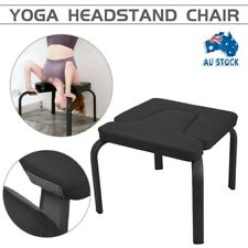 Convenient Yoga Headstand Chair Fitness Inversion Bench Headstander Stool Kit