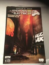 PHILIP K DICK DO ANDROIDS ELECTRIC SHEEP 2009 Graphic VG+ BLADE RUNNER 1-10 +1