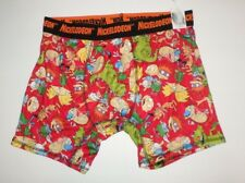 Nickelodeon Nicktoons Men's L Boxer Briefs Ren & Stimpy Rugrats NEW with Tags