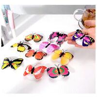 Farfalle decorative adesive luminose per la camera dei bambini