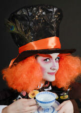 Alice In Wonderland Mad Hatter Style Hat