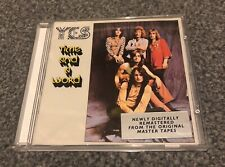 Yes - Time and a Word - CD - Classic Prog Rock