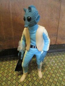 "Star Wars Classic Collectors Series Applause  Greedo 10"" Figurine 1997"