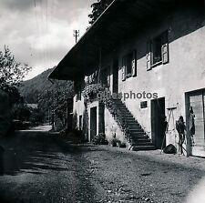 SEVRIER c. 1950 - Vieille Maison route du Semnoz Haute Savoie Alpes - DIV894