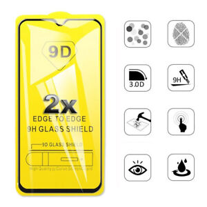 2xPanzerfolie Samsung Galaxy A40/A50/A70/A80 Panzer Displayschutz Glas Hartglas
