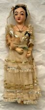 FOLK CRAFTS PHILIPPINES DOLL (YOUNG BRIDE) (1948)