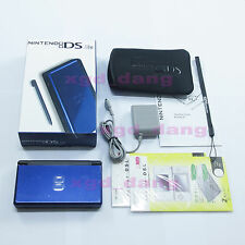 Nintendo DS Lite HandHeld console System BlackBlue+gift