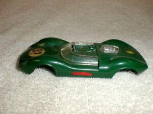 (1) Lotus 40 Green #82 Strombecker Slot Car Vintage 1960 Original used