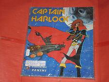 ALBUM FIGURINE NO COMPLETO MENO 12 1979-CAPITAN HARLOCK-IN ITALIANO-PANINI  TOEI