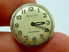 Vintage Mathey-Tissot watch movement 17 jewels Shock Absorber Good Balance